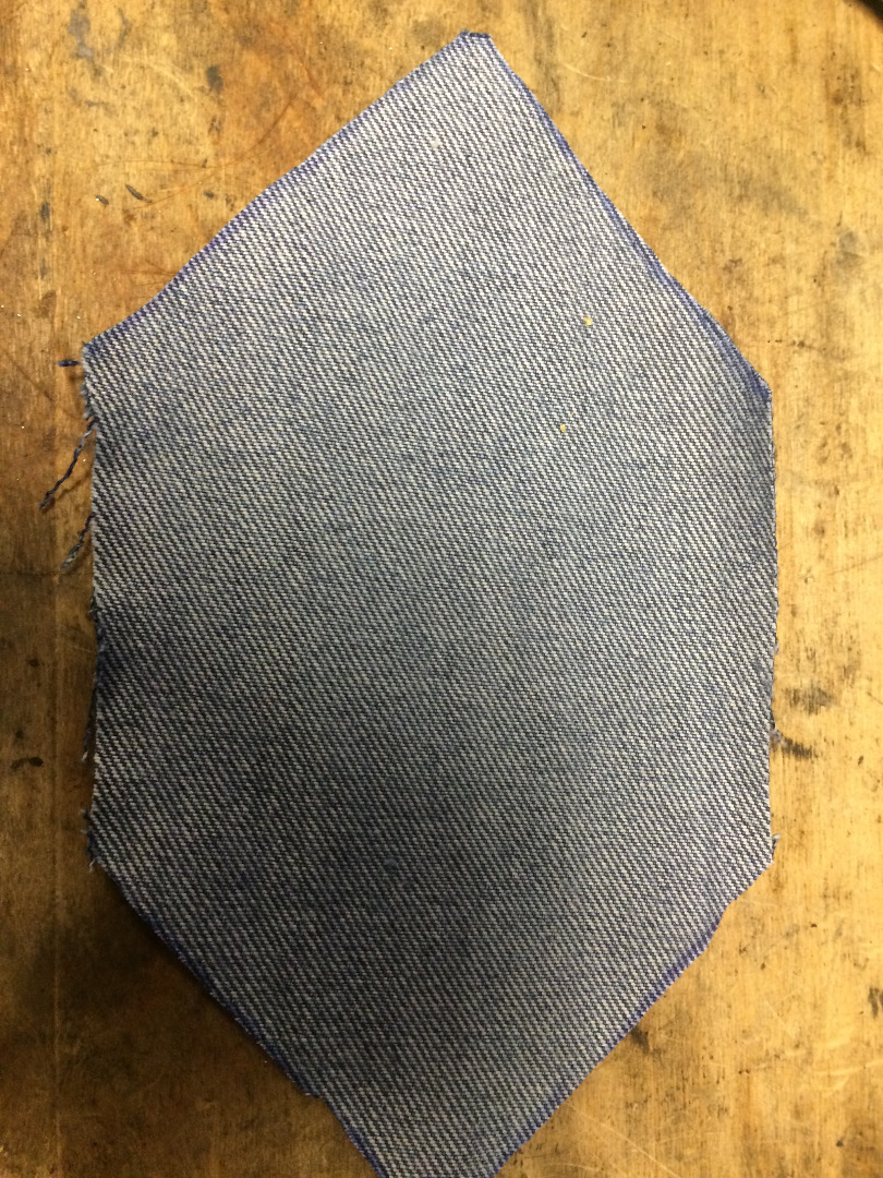 Picture of Creating the Pouch