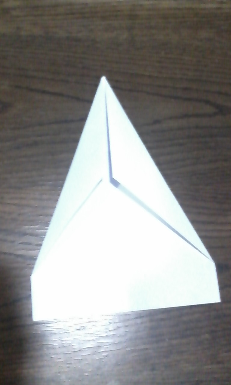 Picture of Folding the Paper