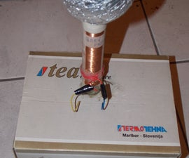 How to Build Slayer Exciter (mini Tesla Coil)