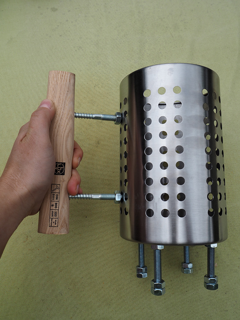Picture of Attach the Handle