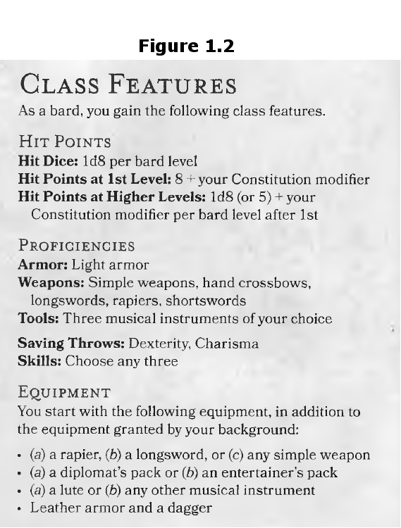 Picture of Choose Race, Class, and Background