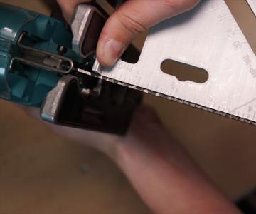Cutting Wood Boards