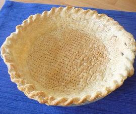 Secret to a Flaky Pie Crust