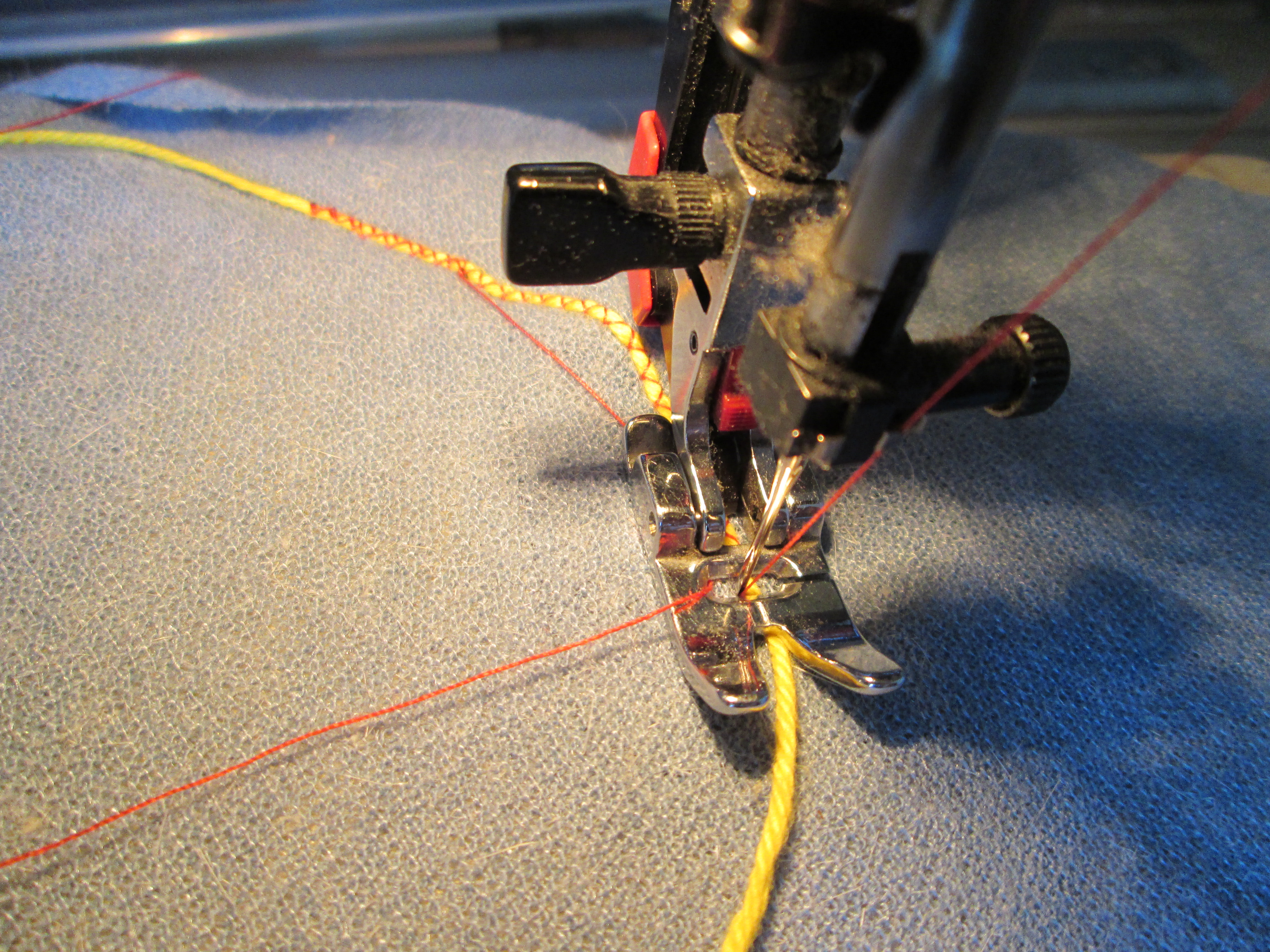 Picture of Stitching Lines