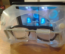 A VR Viewer for Tablets With Excellent Optics