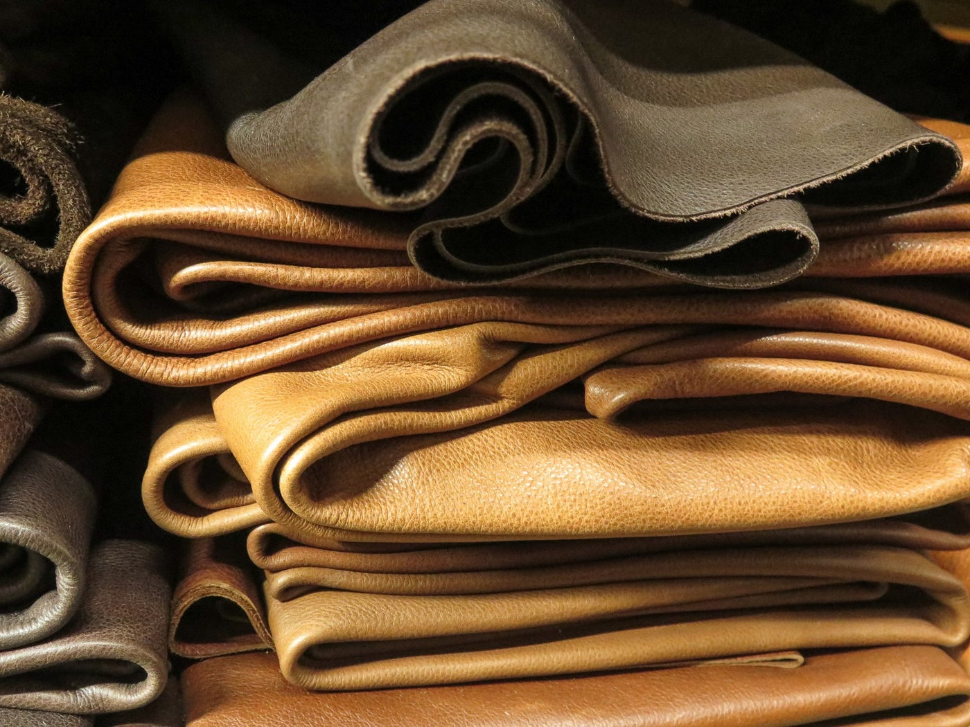 Leather by Weight