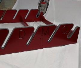 Truck Bed Snowboard & Ski Rack