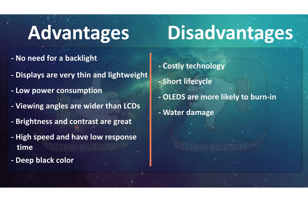 Picture of Advantages and Disadvantages