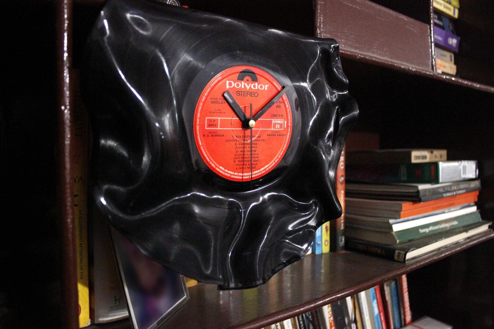 Picture of IoT Time Warp Dali Clock