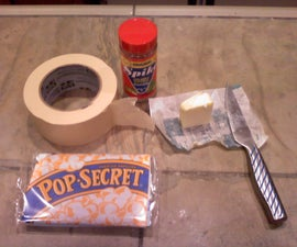 How to Hack Microwave Popcorn