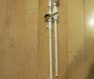 Pump-Action Marshmallow Gun