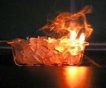 How to Make Flammable Ice (yes-solid water)