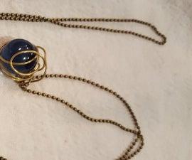 Marble Fidget Necklace