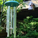 DIY Outdoor EMT Wind Chimes