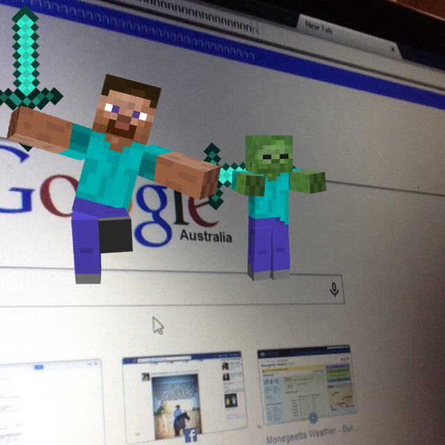 Picture of Minecraft It