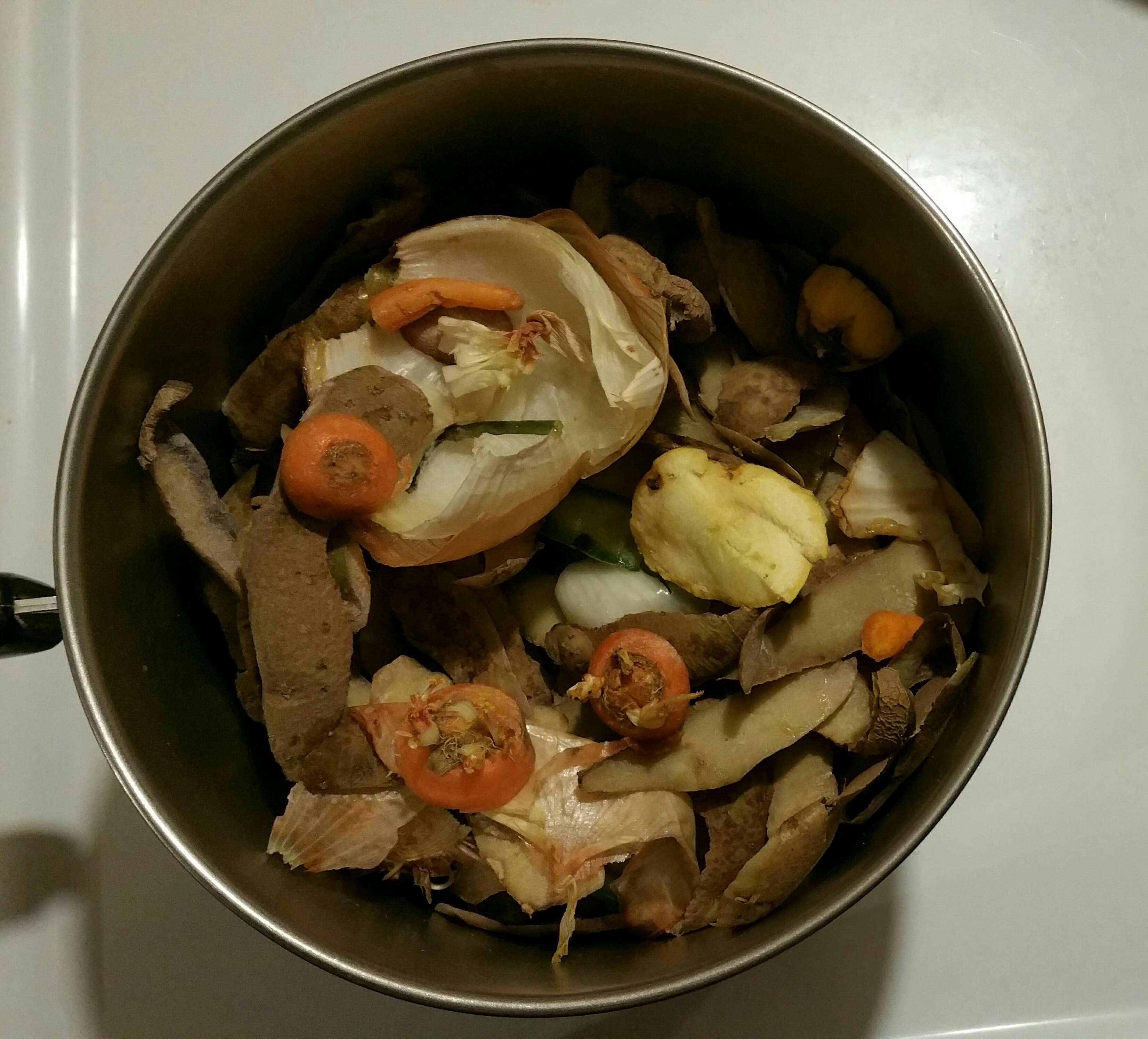 Picture of Making Vegetable Broth