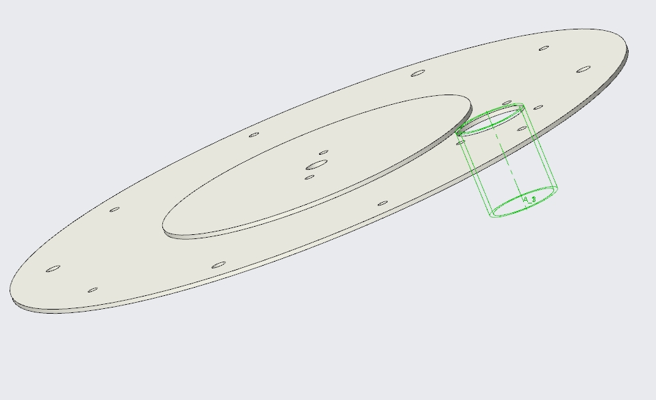 Picture of DC Axis Extension and Entrance