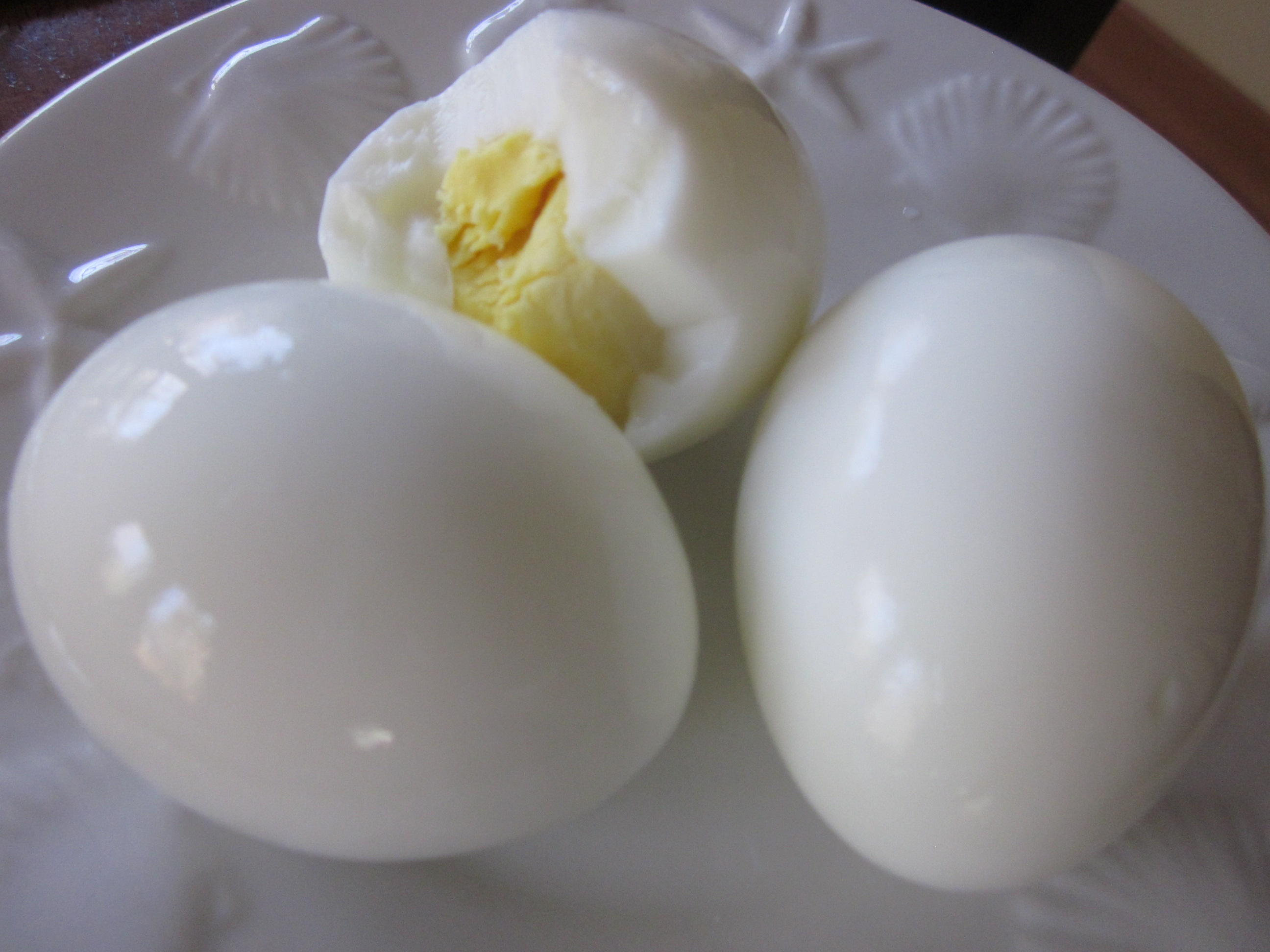 Picture of No Fail Hard Boiled Eggs