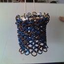 chain mail lamp