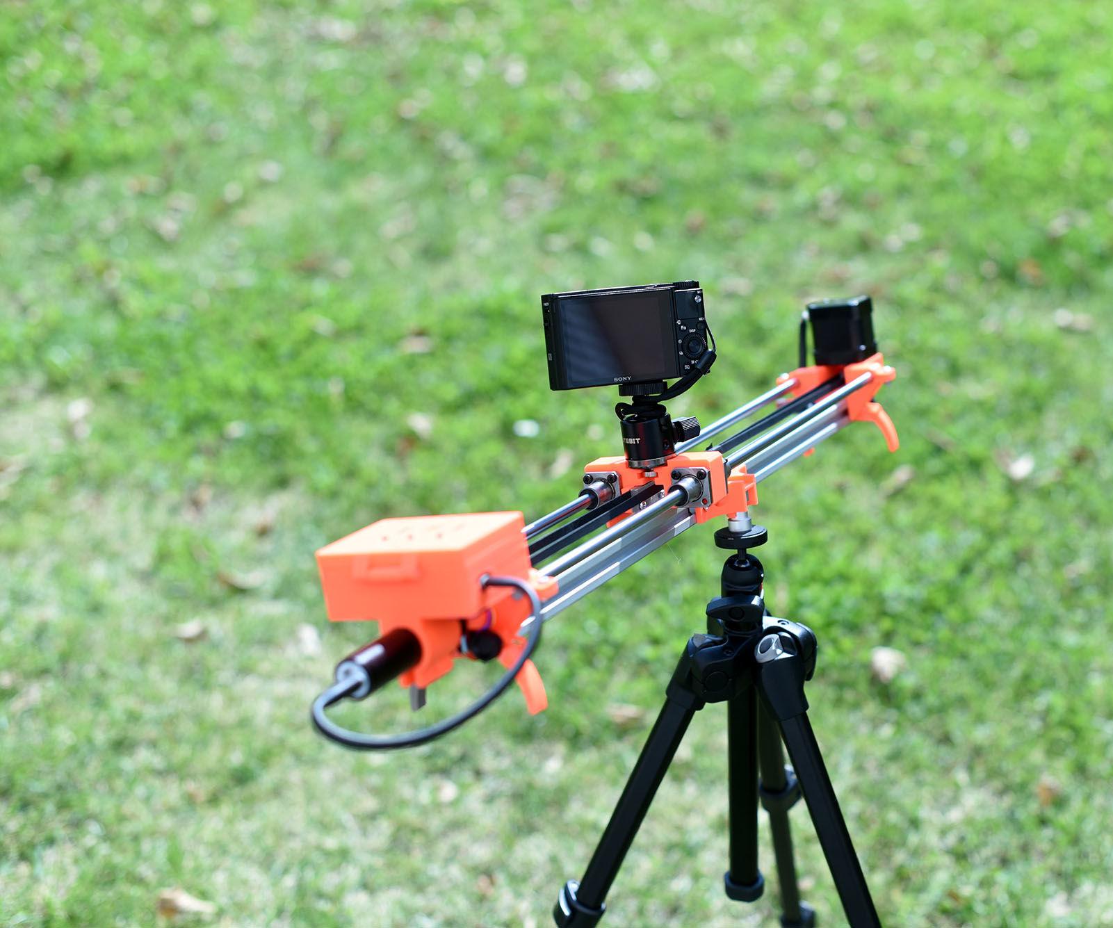 Diy Motorized Camera Slider 9 Steps With Pictures