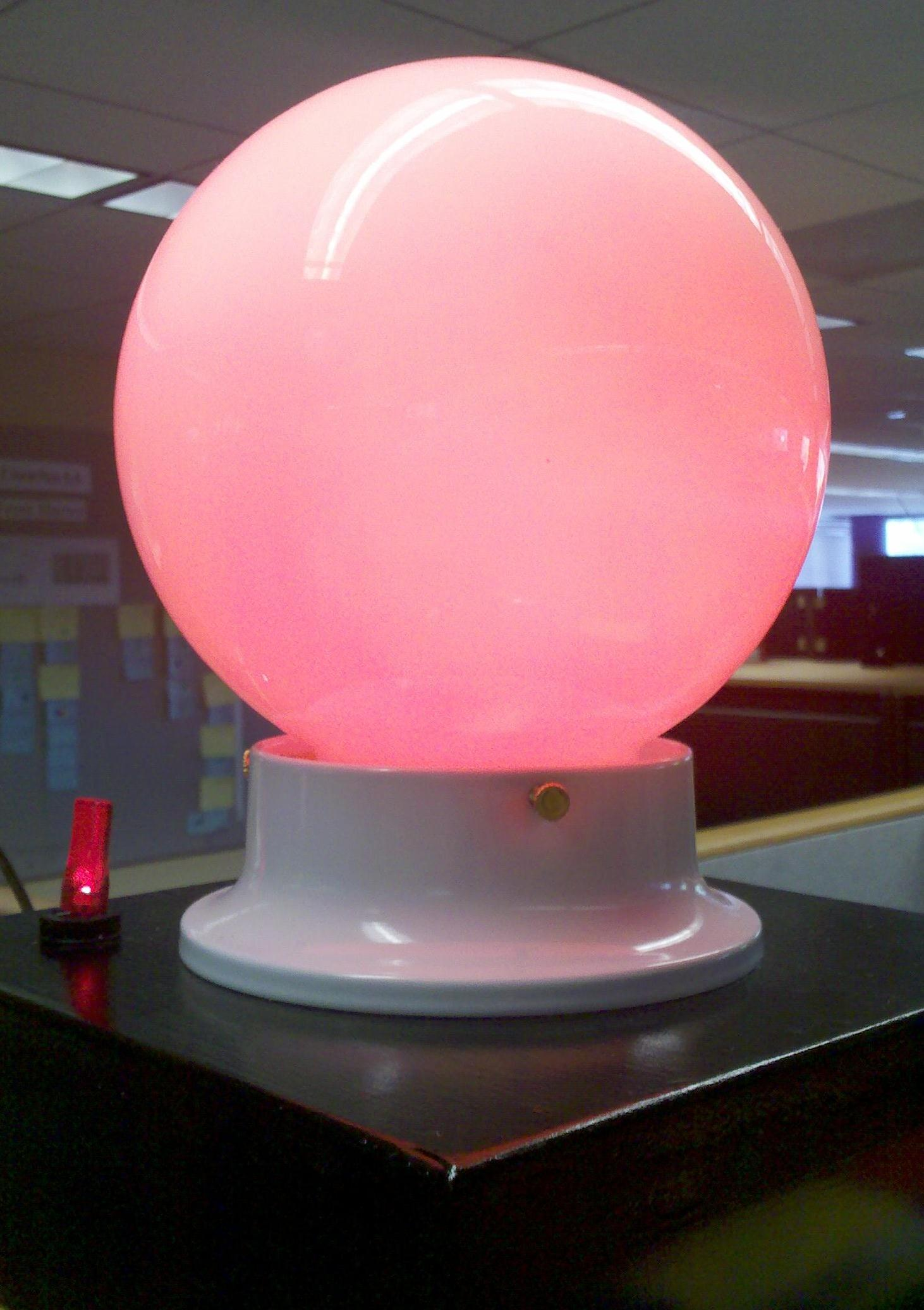 Picture of Serial Controlled Arduino Orb