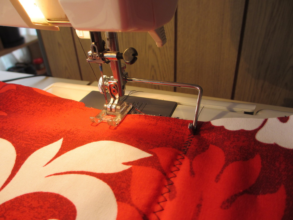 Picture of Sandwich Quilting