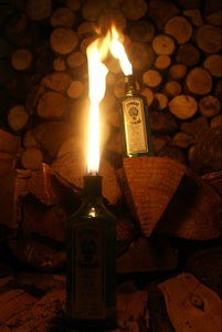 Use Your Sweet Ass Redneck Tiki Torches.
