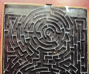 PUZZLING MAZE