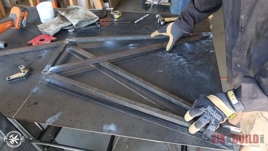 Weld the Table Legs