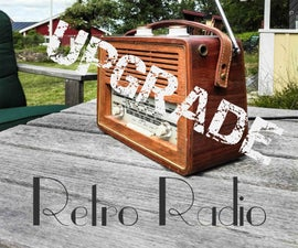 Retro Radio Upgrade