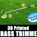 3D Printed Grass Trimmer (MPCNC Printed)