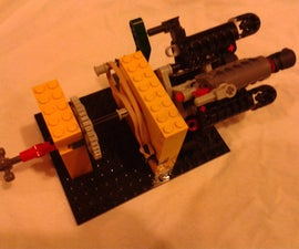 Lego Quad Gun