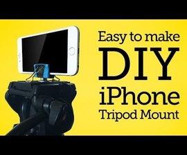 iPhone Tripod Mount