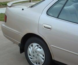 How to Fix Rust Around Your Wheel Wells