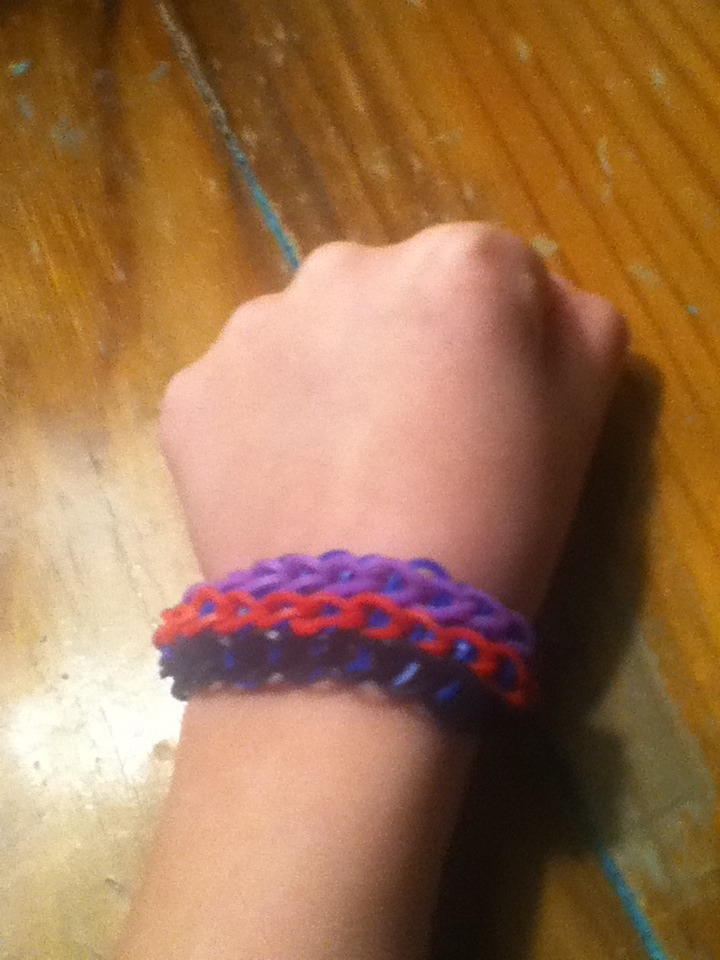 Picture of Wear Your Bracelet! :)