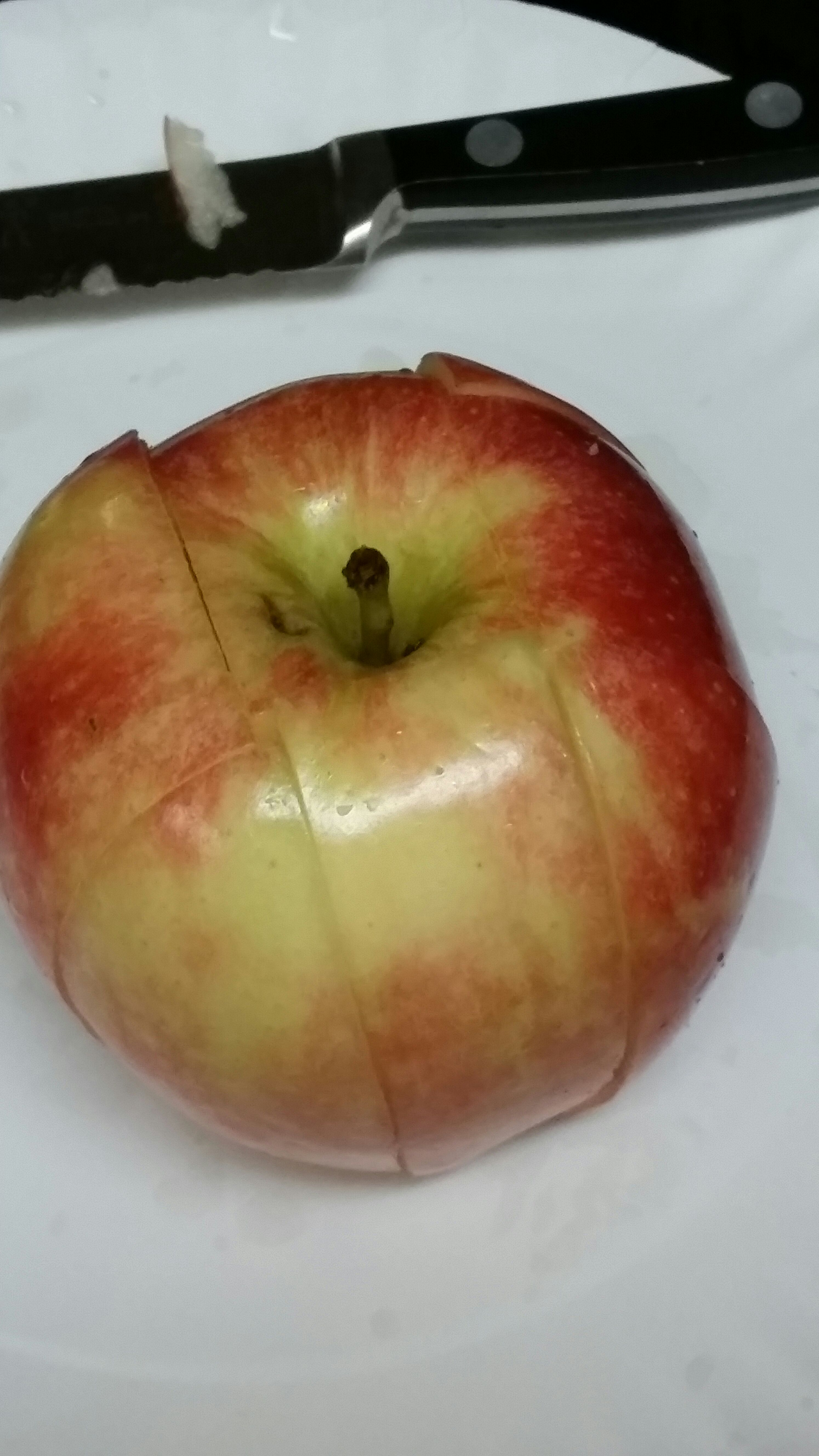 Picture of No More Brown Apples