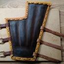 Custom Quidditch Bracers