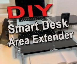 3D Printed Utility Desk Shelf! - Video