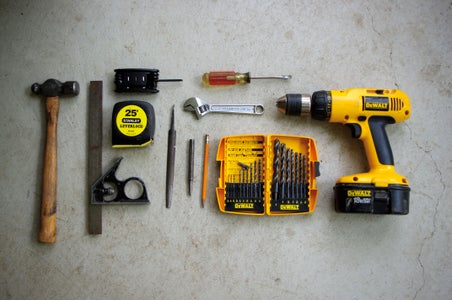 The Materials and Tools: