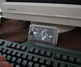 Paperclip iPod Dock