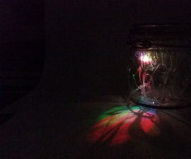 Joule Jar Lantern