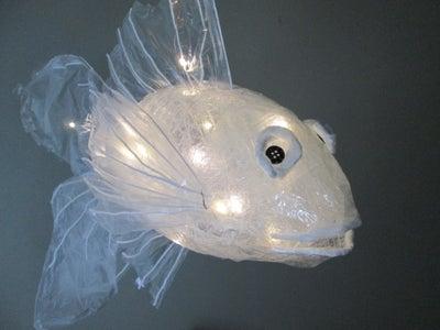 Ghostly Goldfish