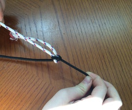 Sheet Bend with Janine