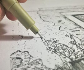 A Detailed Drawing