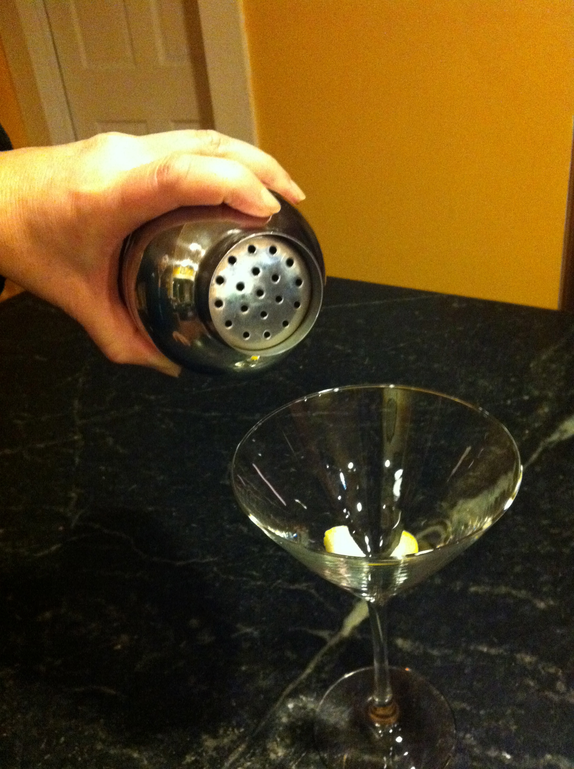 Picture of The Perfect Martini