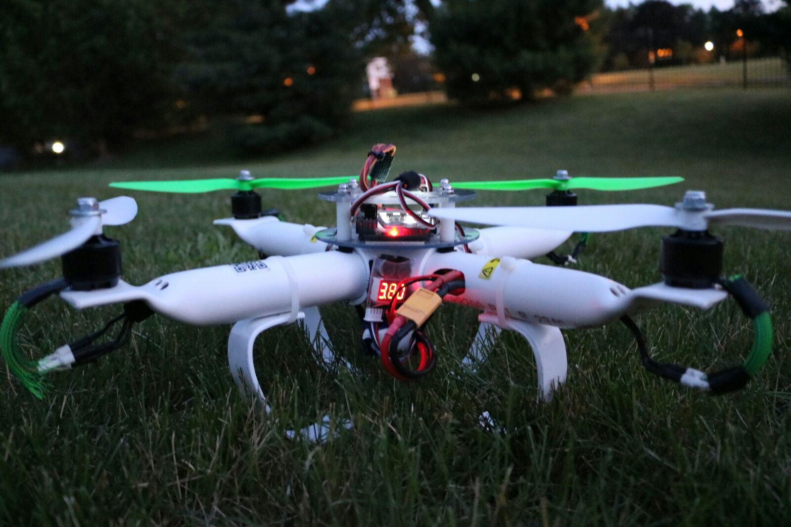 Picture of The Ultimate PVC Quadcopter