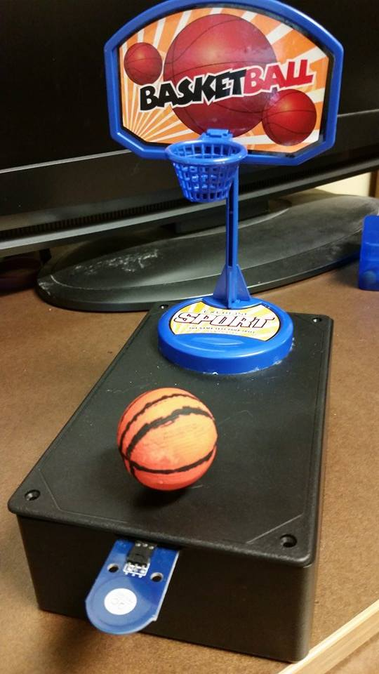 Picture of Mini Basketball Court