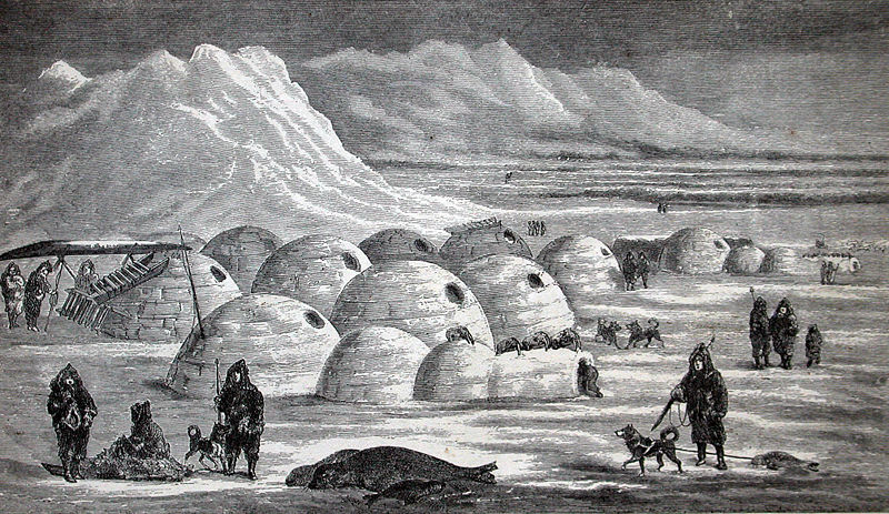Picture of How to Build an Igloo