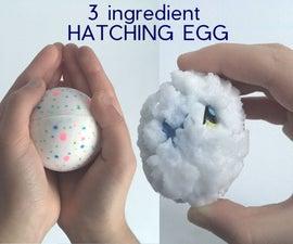3 Ingredient Hatching Egg