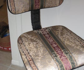 Update a nasty-looking office chair